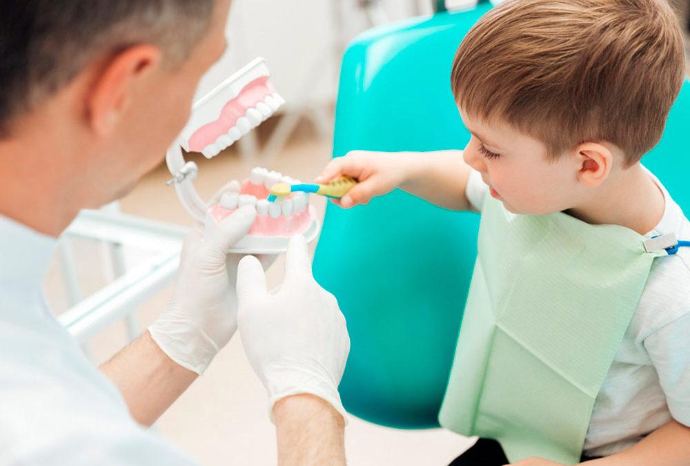 When to Visit the Pediatric Dentist ?
